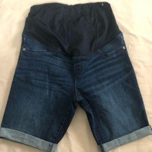 Isabel Maternity Shorts Sz 8